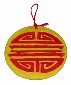 Simbolul sanatatii si longevitatii din ceramica
