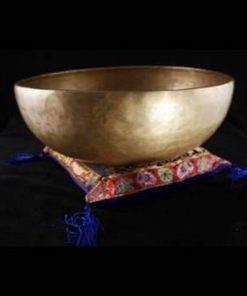 Bol tibetan XXL, lucrat manual - 24 cm