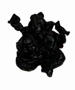 Ministatueta Ganesh din os de peste - unicata!