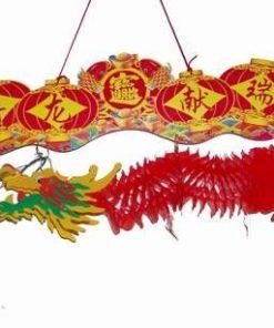 Dragon Feng Shui pentru exterior