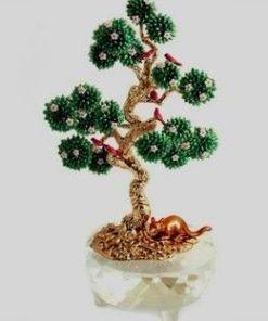 Copacul dorintelor cu Mangusta si 6 pasari ale fericirii