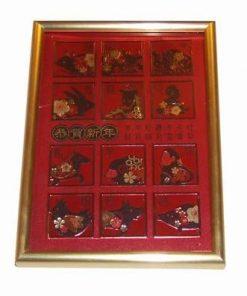 Tablou Feng Shui cu cele 12 zodii chinezesti