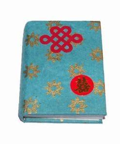 Miniagenda Feng Shui cu simboluri de protectie - Apa
