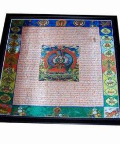 Matra White Tara - Buddha Longevitatii - XXL