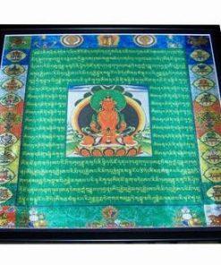 Mantra Shakyamuni Buddha - Buddha Invatatorul - XXL