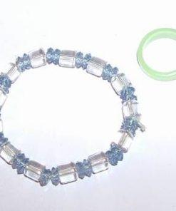 Set Feng Shui cu cristale de agat industrial - Rac