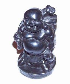 Buddha cu sacul abundentei in spate