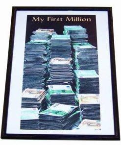 Tablou - Primul meu milion