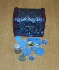 Cufarul Abundentei cu monede