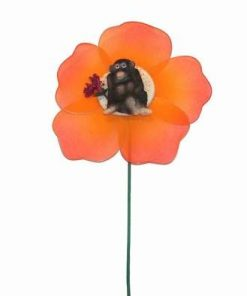 Aranjament floral Feng Shui cu maimuta