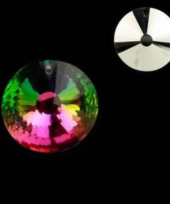 Cristal Feng Shui multifatetat, multicolor, calitatea AAA