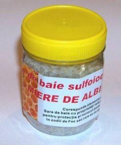 Sare de baie sulfiodurata cu miere de albine