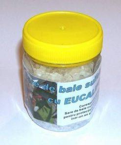 Sare de baie sulfiodurata cu eucalipt
