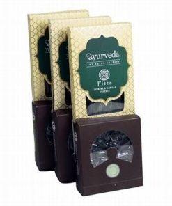 Set de betisoare si conuri parfumate Ayurveda - Iasomie