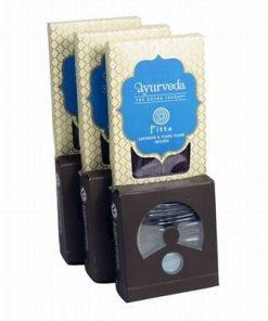 Set de betisoare si conuri parfumate Ayurveda - Lavanda