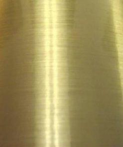 Autocolant auriu tip oglinda