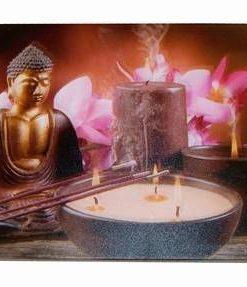 Tablou cu Buddha al meditatiei si pacii interioare