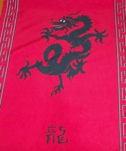 Cerceaf de plapuma cu dragonul imperial