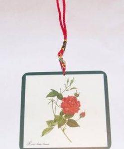 Mini tablou cu Nord Mistic si trandafirii eliberarii