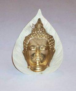 Statuia lui Buddha 3D - in negativ