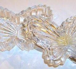 Casetuta din cristal pentru pastrarea bijuteriilor