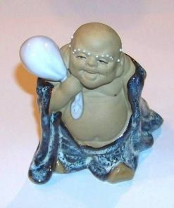 Buddha al banilor cu sacul bogatiei