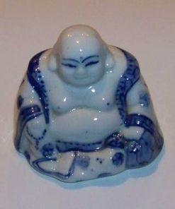 Buddha al aroniei din portelan