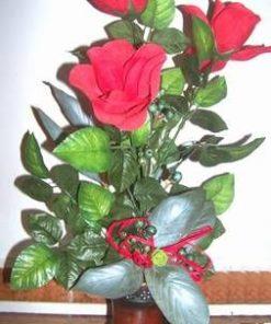 Aranjament floral Feng Shui - trandafiri