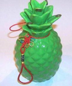 Ananas din ceramica cu Nod mistic si monede1+1gratuit
