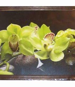 Tablou cu orhidee pentru noroc in afaceri