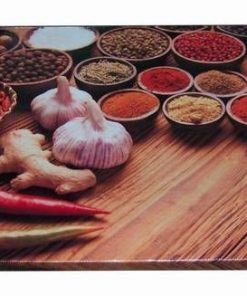 Tablou Feng Shui pentru bucatarie cu seminte si boluri