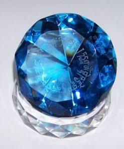Piatra dorintei din cristal multifatetat, cu mantre