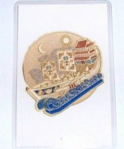 Corabia/Vasul Bogatiei - magnet