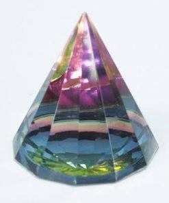 Con din cristal optic cu 12 laturi
