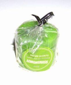 Ceara pentru vasul de aromaterapie - lemongrass