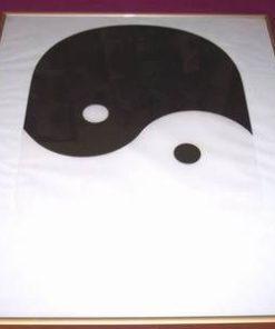 Tablou Feng Shui cu  Yin - Yang - remediu XXL