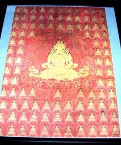 Tablou Feng Shui  cu Buddha Tamaduitorul - model unicat!