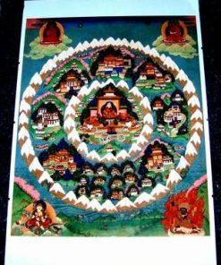 Mantra Feng Shui pentru protectia casei - model unicat!