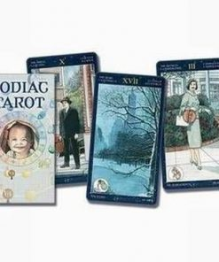Astrologic Zodiac Tarot - 78 carti