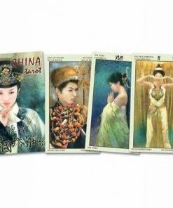 China Tarot - 78 carti